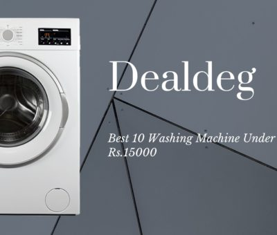 Top 10 washing machines under 15000 Rs