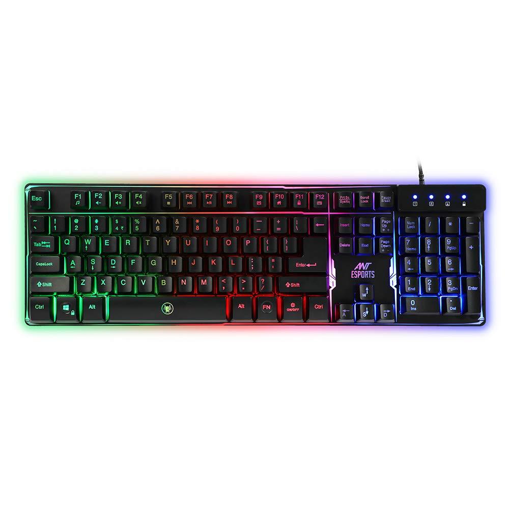 Ant Esports MK700 Gaming Keyboard.