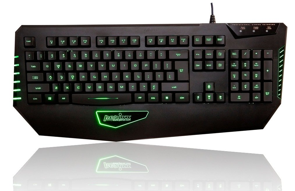 Perixx PX-1800 Best 10 Gaming keyboards under Rs.2000