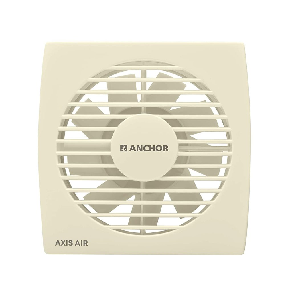 Anchor By Panasonic 14090IV Ventilation Fan Axis Air