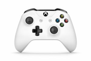 Microsoft Xbox One Wireless Controller with Bluetooth (With 3.5 mm Jack) (White)
