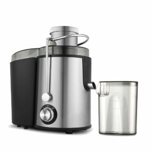 Molife Stainless Steel Centrifugal Juicer (Xtractor) 600 W Dual Lock and Two Speed knob Best 10 Juicer under Rs.9000 in India.