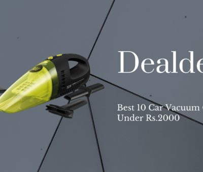 Best 10 Car Vacuum Cleaner Under Rs.2000
