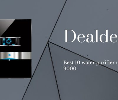 Best 10 water purifier under Rs 9000.