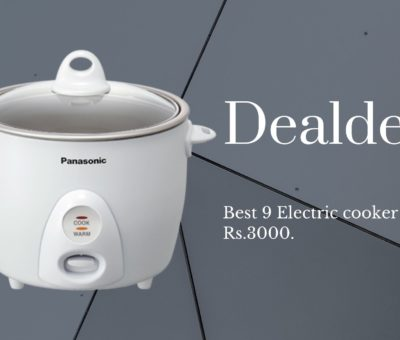 Best 9 Electric cooker under Rs.3000.