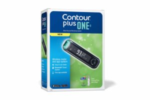 Contour Plus One Blood Glucose Monitoring System Glucometer with 25 Free Strips (Multicolor)  Best sugar machine under Rs.2,000 in India.