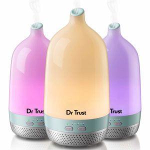 Dr. Trust Home Spa Luxury Home Office Cool Mist Aroma Oil Diffuser- 200 ml.