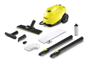 Karcher SC 3 Steam Cleaner (Yellow and Black) Best  Steam Mop Cleaner in India.