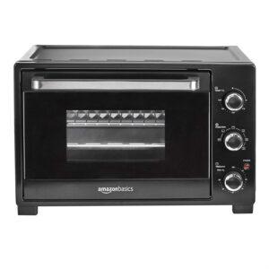 AmazonBasics 30L (1500 Watt) best oven toaster grill under Rs.5000 in India