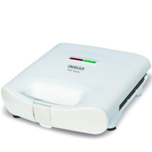 INALSA Easy Toast Sandwich Maker-750W with Non-Stick Coated Plate and Bigger body